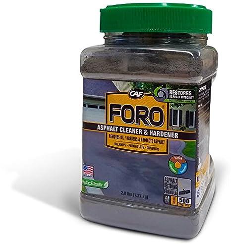 Amazon.com: Foro asfalto limpiador y endurecedor: Home & Kitchen