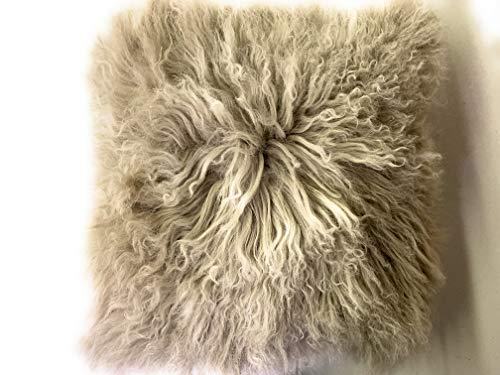 Mon Chate'au Tibetan Fur Pillow ()