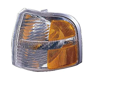 Depo 333-1501L-US Jeep Driver Side Replacement Side Marker Lamp Unit without Bulb