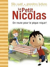 Le Petit Nicolas - En route pour le pique-nique ! par Kecir-Lepetit