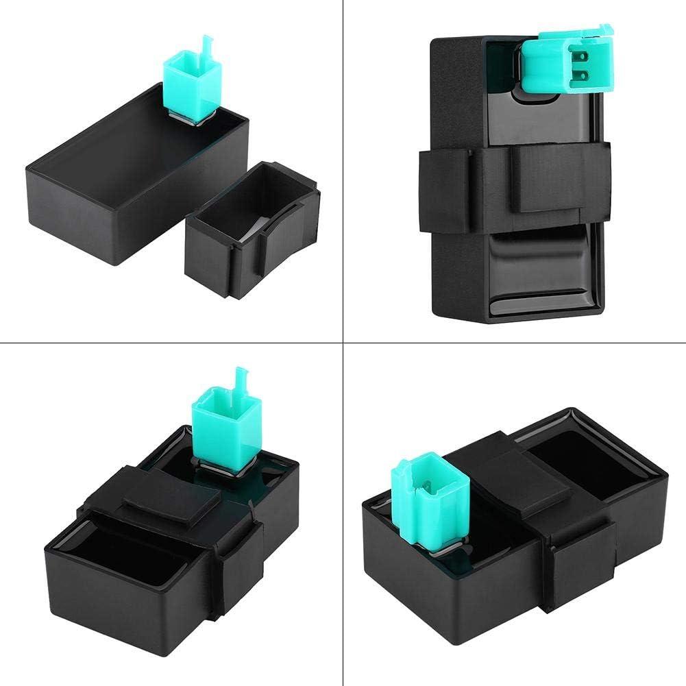 4 Pin CDI Box Roller CDI Ignitor Box f/ür die meisten 50ccm 70ccm 90ccm 110ccm Roller ATV DY100