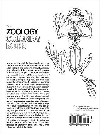 hot sale 2017 The Zoology Coloring Book - www.almansur.es