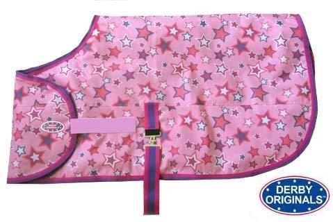Derby Originals Shimmering Star Adjustable Foal Turnout Blanket