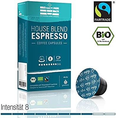 Gourmesso SFCC House Blend Espresso (100 Capsulas): Amazon.es ...