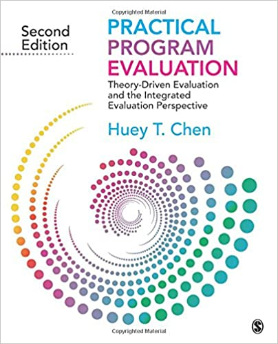 Practical Program Evaluation TheoryDriven Evaluation And The