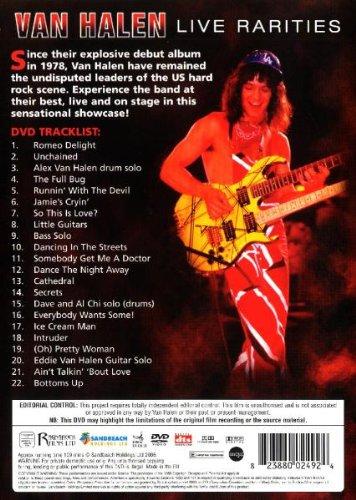Van Halen: Live Rarities by Classic Rock Legends
