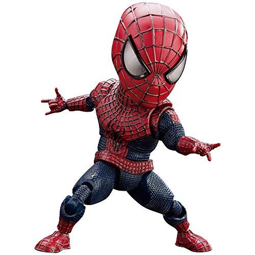 Egg attack, action amazing, Spider-man 2 Spider-man non-scal