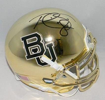 ef5651f4873 Image Unavailable. Image not available for. Color: Terrance Williams Signed  Autographed Baylor Bears ...