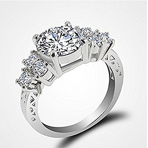Women Wedding Filled Engagement Rings product image