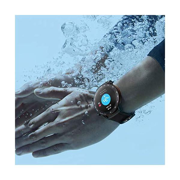 HONOR Smartwatch Magic Watch 2 46mm, 14 Giorni in Standby, con Cardiofrequenzimetro, modalità di Esercizio, GPS, Fitness… 7