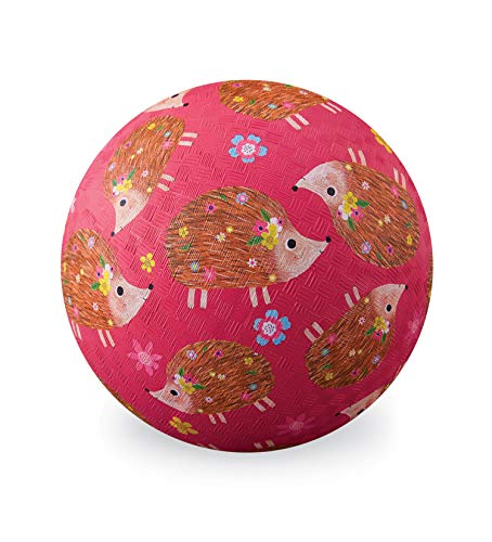 Hedgehog Ball (Crocodile Creek 2125-1 Hedgehogs Playground Ball, 5