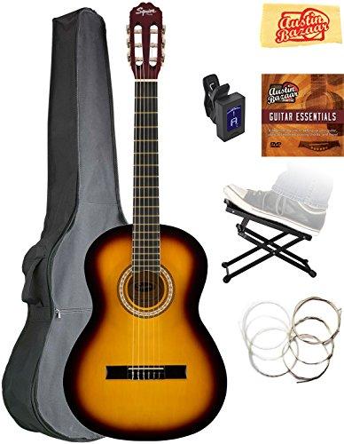fender acoustic nylon - 8