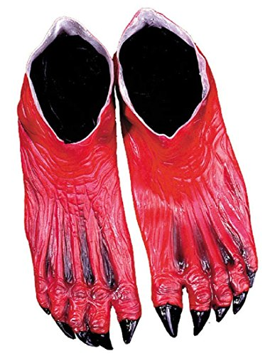 Morris Costumes Devil Feet ()