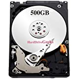 500GB 2.5 Laptop Hard Drive for HP Compaq replaces 511877-001, 511879-001, 511903-001