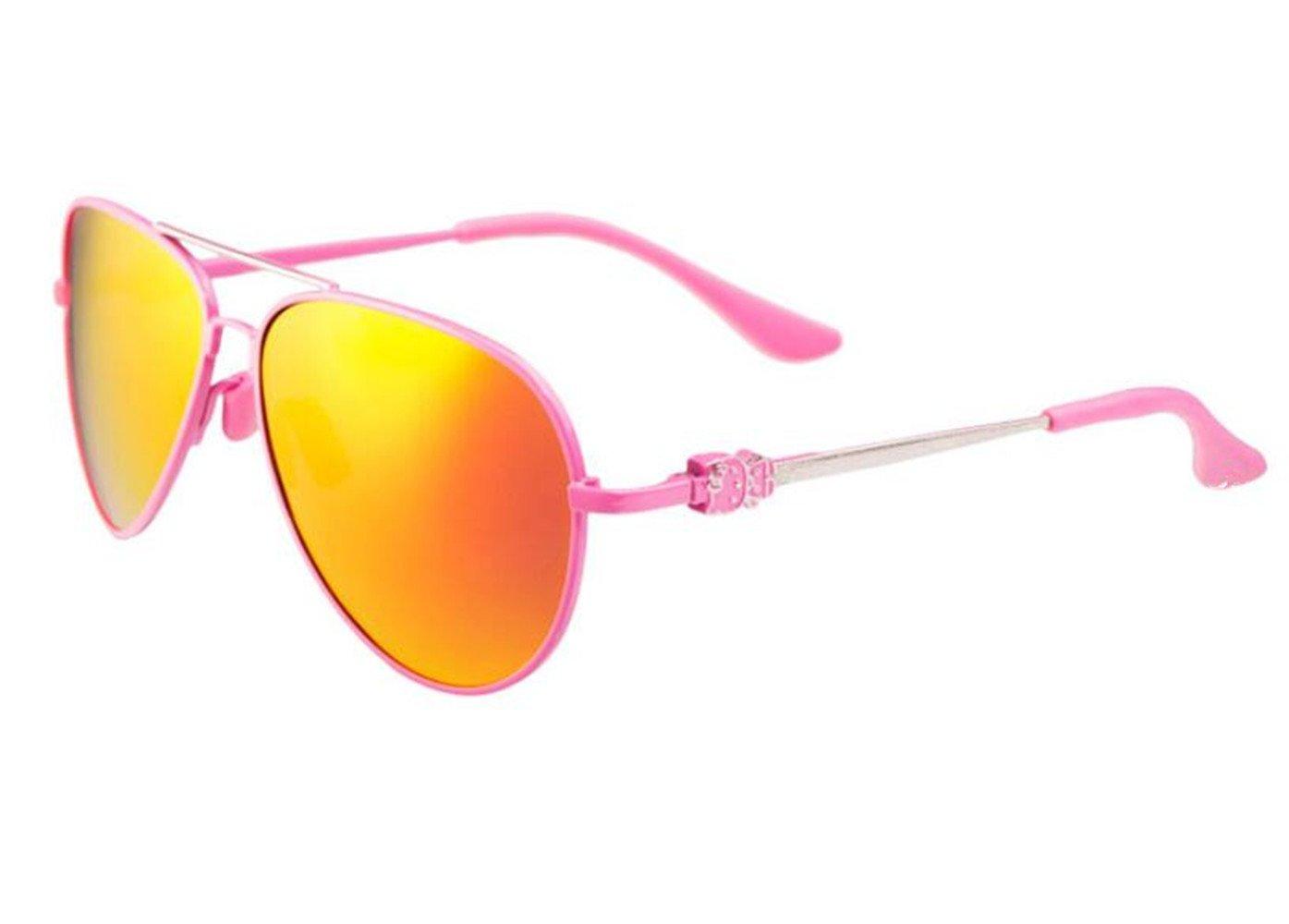 SHULING Sonnenbrille Kinder Polarisierte Sonnenbrillen Kröte Spiegel Sonnenbrille