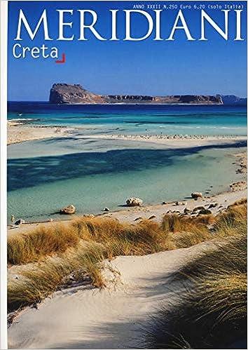 Cartina Geografica Dell Isola Di Creta.Amazon It Creta Con Carta Geografica Ripiegata Libri