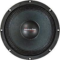 American Bass 8 Inch Midrange Speaker Grill 350W Max