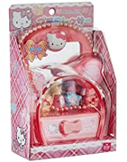Hello Kitty Fashionable Dresser with Mirror and Other Accessories