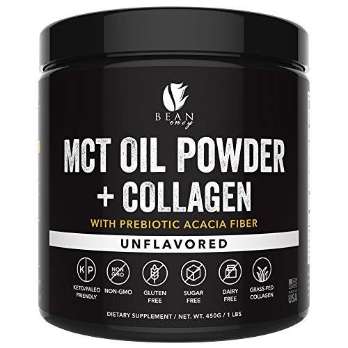 MCT Oil Powder Collagen