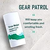 Ursa Major Natural Deodorant - Hoppin' Fresh