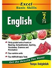 Excel Basic Skills Workbook: English Year 2