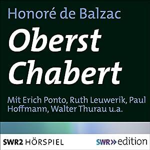 Oberst Chabert Hörspiel