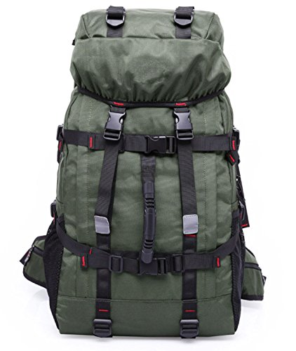 Männer Große Kapazität Reiserucksack 55L Outdoor Wandern Rucksack Camping Und Wandern Abenteuer Bergsteigen Rucksäcke