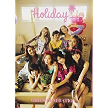 """SNSD Girls' Generation 1st Official Japan Photo Book """"Holiday"""""""