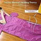 SEAAN Sauna Blanket Upgraded Far