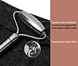 Face Roller and Gua Sha Set - Stainless steel Mini