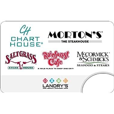 Landrys Multibrand $50 Gift Card