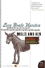 Mules and Men (Harper Perennial Modern Classics) Paperback