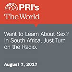 Want to Learn About Sex? In South Africa, Just Turn on the Radio. | Jasmine Garsd,Andrea Crossan