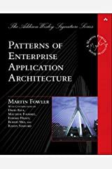 Patterns of Enterprise Application Architecture: Pattern Enterpr Applica Arch (Addison-Wesley Signature Series (Fowler)) Kindle Edition