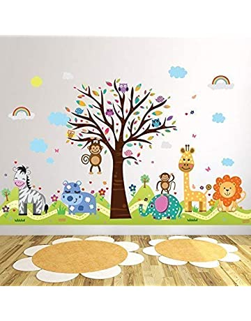 ef839dd226f48 Amazon.co.uk   Nursery Wall Stickers