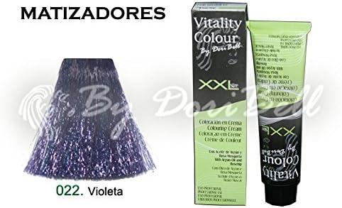 By DoriBell ® Tinte Vitality Colour XXL 100ml. Tono Matizador ...