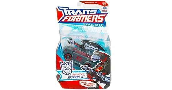 Amazon.com: Transformers Animated Deluxe Figure ...