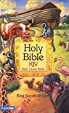 img - for KJV Kids' Study Bible, The Supersaver Edition by Richards, Lawrence O. [2001] book / textbook / text book