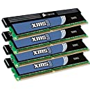 Corsair XMS3 32GB (4x8GB)  DDR3 1333 MHz (PC3 10666) Desktop Memory