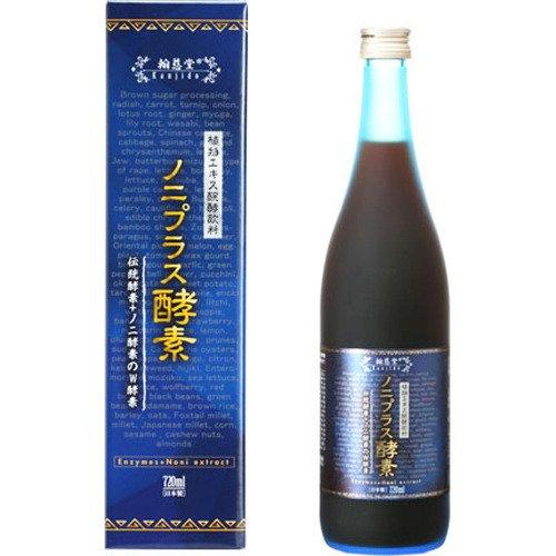 翰慈堂(kanjido) ノニプラス酵素 720ml B00GDVBGAS