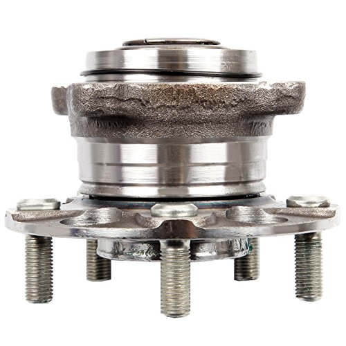 ECCPP Replacement for Wheel Bearing and Hub Assembly for Acura TSX 2009/HONDA Accord 2008-2009 Wheel Hubs 5 Lugs W/ABS - Honda Accord Base Wheel