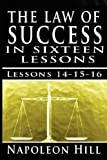 Law of Success Volume Xiv Xv Xvi Failu, Napoleon Hill, 9562912094