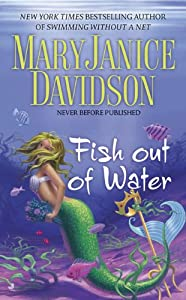 Fish out of water book by maryjanice davidson for A fish out of water book