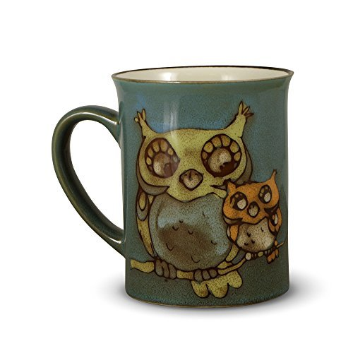 Pfaltzgraff Everyday Blue Owl Mug - Blue