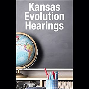 Kansas Evolution Hearings Speech