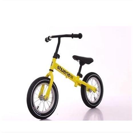 Coche deslizante para patinete de bebé sin pedal, dos ruedas ...