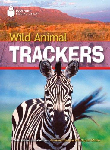 Wild Animal Footprints - 9