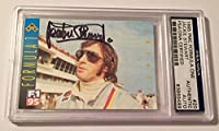 1995 PMC Jackie Stewart Signed Formula 1 Champion Card #20 Slabbed - PSA/DNA Certified - Autographed Boxing Cards by Sports Memorabilia