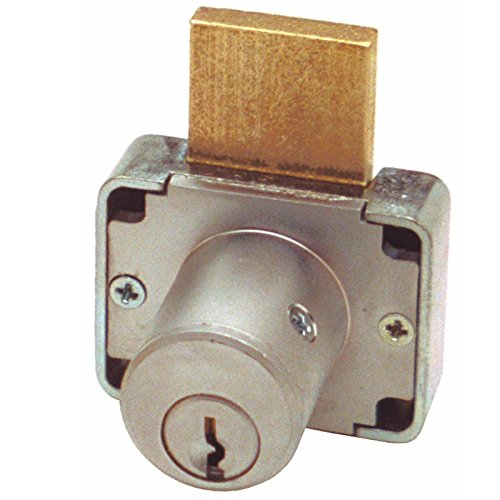 Olympus Deadbolt Drawer Lock 1-3/8