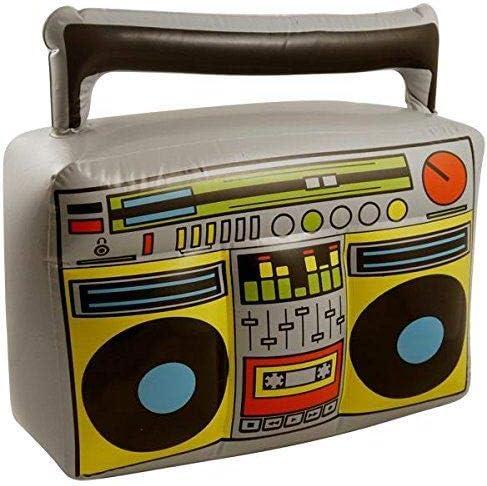 Radio Cassette Hinchable Blue Banana (Gris): Amazon.es: Juguetes y ...
